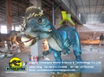 Playground equipment  dinosaur kiddy rides DWE037