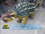 Remote control walking robot Ankylosaurus ride for sale DWE041