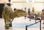 Walking with realistic dinosaur costume DWE3324-10
